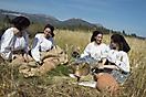 Il lavoro nel campo di grano-3