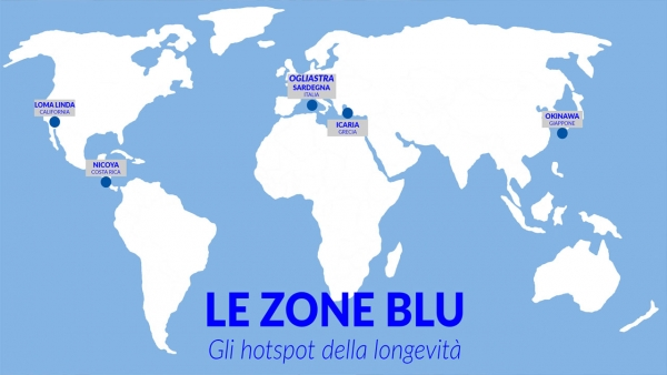 Ogliastra - La Blue Zone